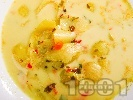 Рецепта Селска лучена супа